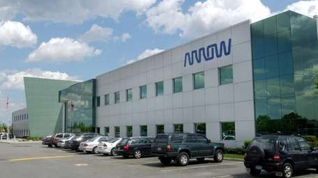 The Arrow Electronics building in Melville (June 3,