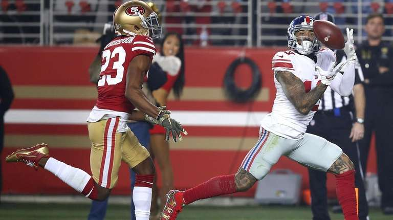 4dc2a9fe Giants Q&A: Did the air quality play a factor during game?   Newsday