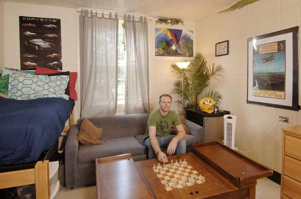 Have you tricked out your dorm room? We