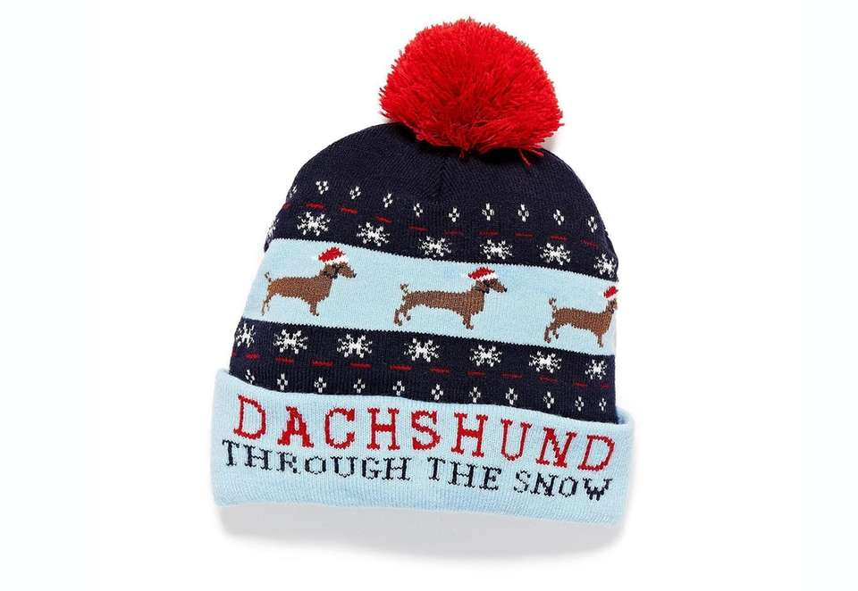 Dachshund lovers will get a kick out of