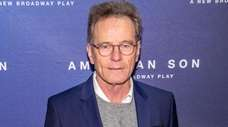 Did Bryan Cranston break any news about a