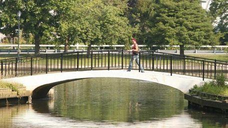 Silver Lake County Park in Baldwin (July 17,