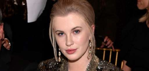 Model Ireland Baldwin attends a New York Fashion