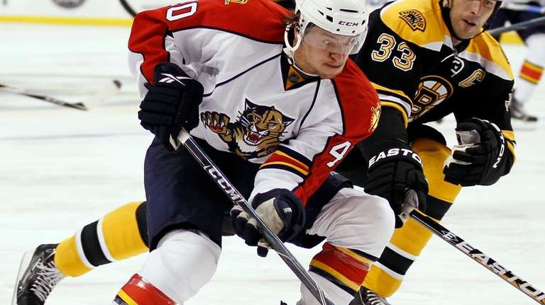 The Islanders claimed former first-round draft pick Michael