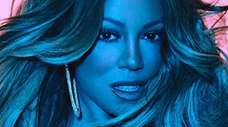"""Mariah Carey's """"Caution"""" on Epic Records."""