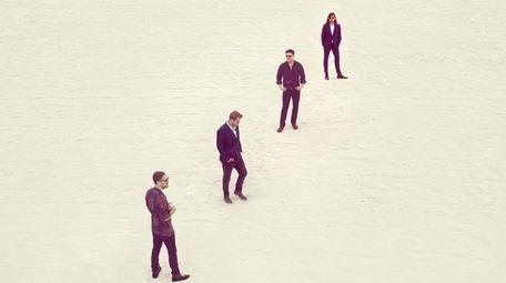 "Mumford & Sons' ""Delta"" on Gentlemen of the"