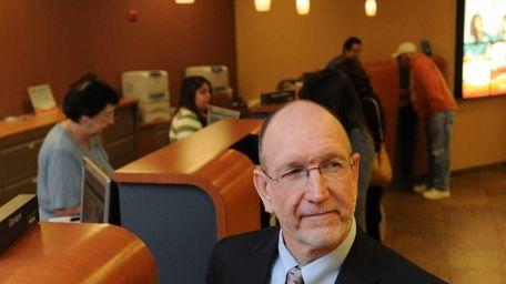 Kirk Kordeleski, chief executive of Bethpage Credit Union,