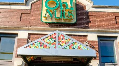 Oh Nuts! on Central Avenue in Cedarhurst carries