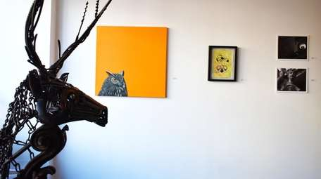 Muñeca Arthouse in Patchogue sells art inspired by