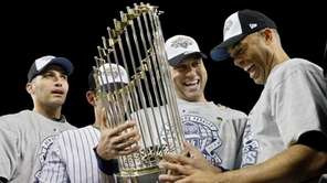 The four remaining cornerstones of the Yankees' four
