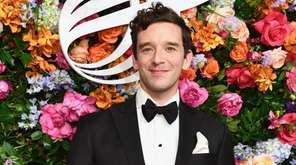 Michael Urie attends the American Theatre Wing Centennial