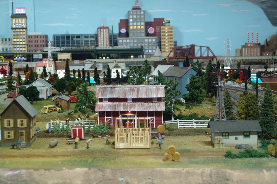 Central Operating Lines Model Railroad Club is a