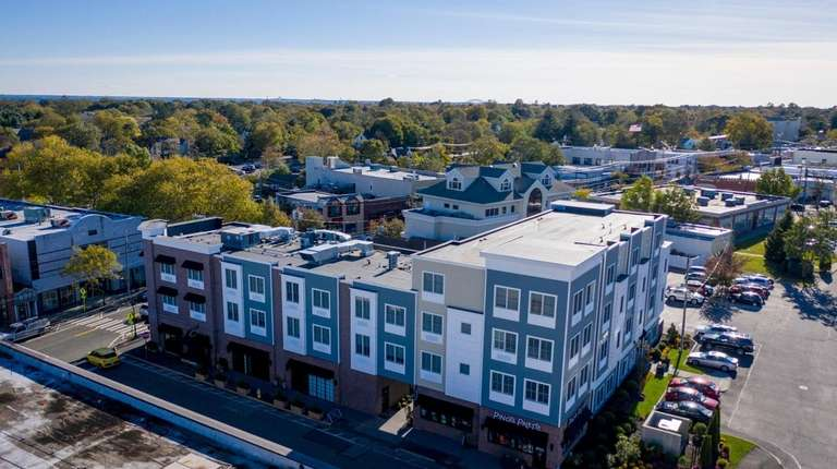 Downtown Bay Shore is set to double its