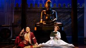 Ken Watanabe is the King and Kelli O'Hara
