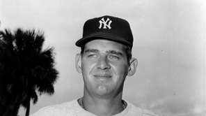 Until Wednesday, the Yankees' Don Larsen was the