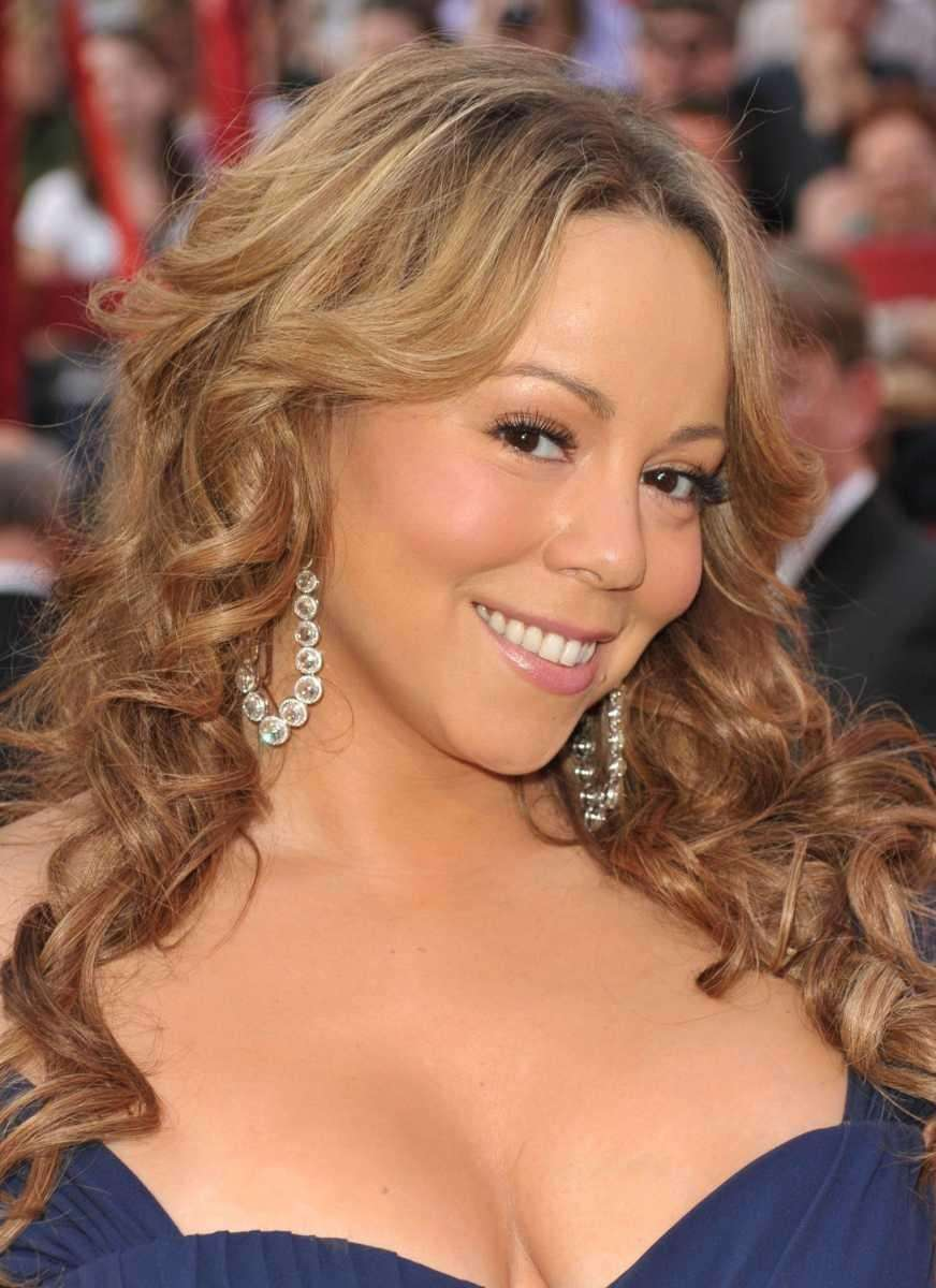 Actress/singer Mariah Carey was born in Huntington and
