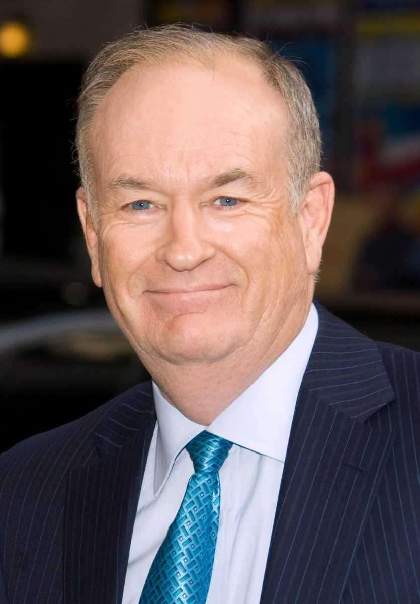 Bill O'Reilly, television host, author, syndicated columnist and