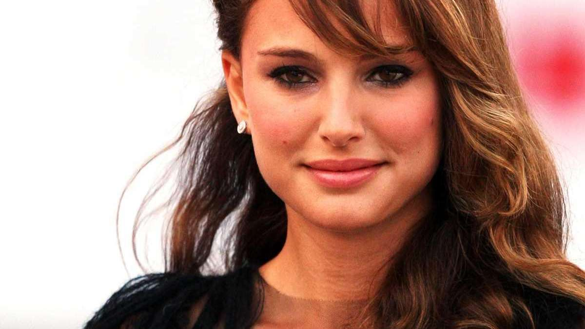 Natalie Portman graduated from Syosset High School. (Sept.