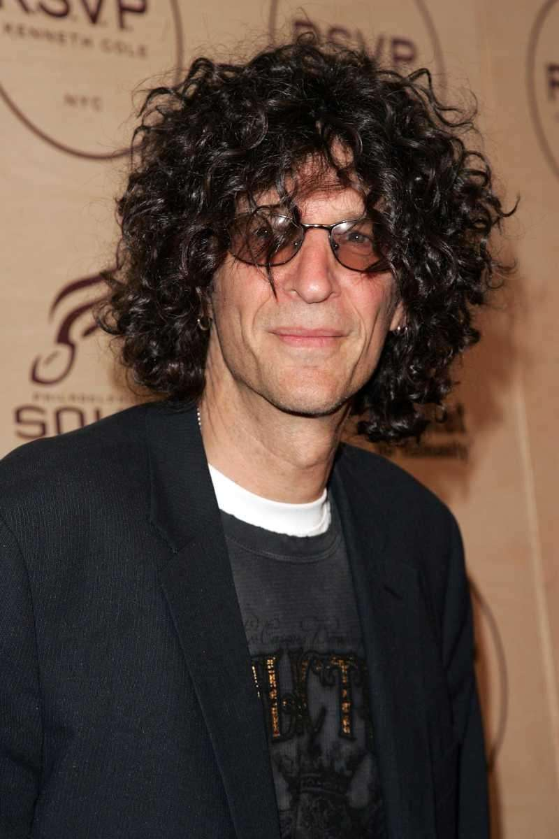 Howard Stern, radio personality, was raised in Roosevelt
