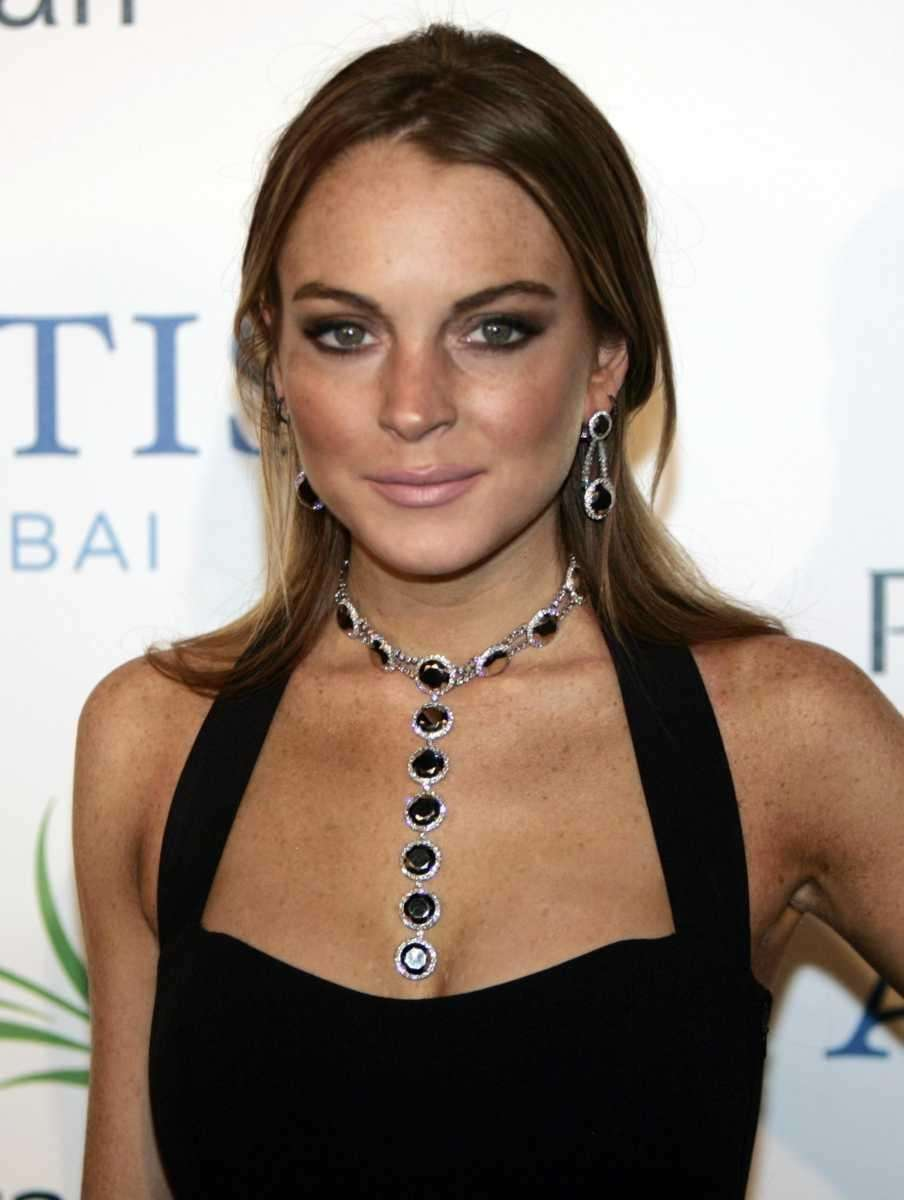 Lindsay Lohan, actress, was raised in Merrick and