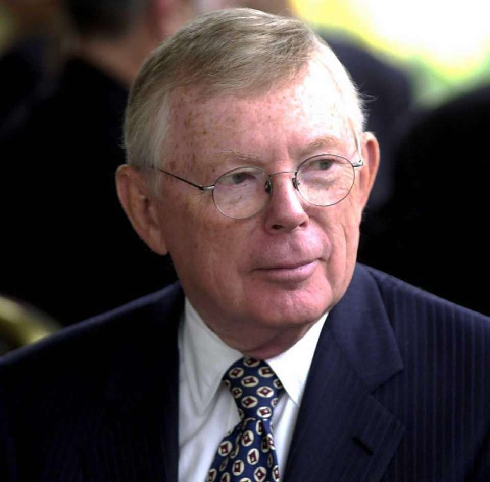 Charles F. Dolan, the founder and chairman of