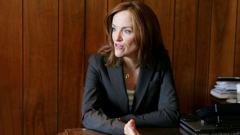 Nassau County District Attorney Kathleen Rice (Sept. 15,