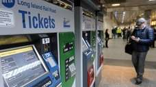 The LIRR will offer off-peak fares for the