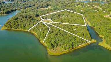 This 20-acre Shelter Island property consists of five