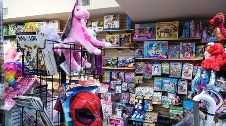 Little Switzerland Toys and Dolls, where fancy dolls