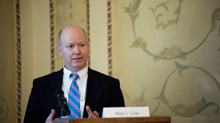 Mark Viola, Henry Schein's first chief information security