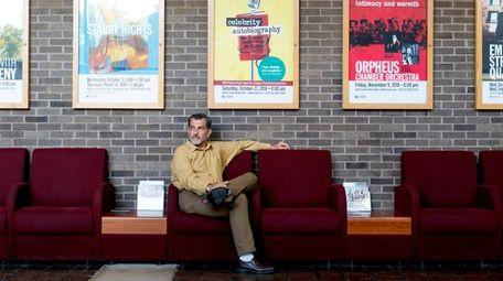 Steve Marsh, former senior lecturer in Stony Brook's