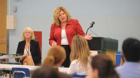 Nassau County Assistant District Attorney Anne Donnelly talks