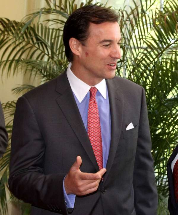 Former Nassau County Executive Tom Suozzi (Sept. 22,