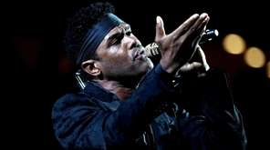 Singer-songwriter Maxwell will perform in Westbury.