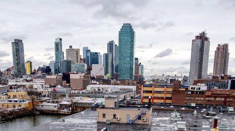 Amazon's new headquarters in Long Island City is