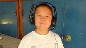 Kidsday reporter Aiden Yu tests the Turtle Beach