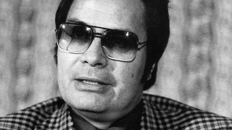 Jim Jones in 1976.