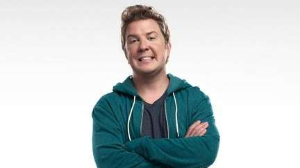 Comedian and movie star Nick Swardson.