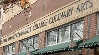 Suffolk County Community College Culinary Arts School in