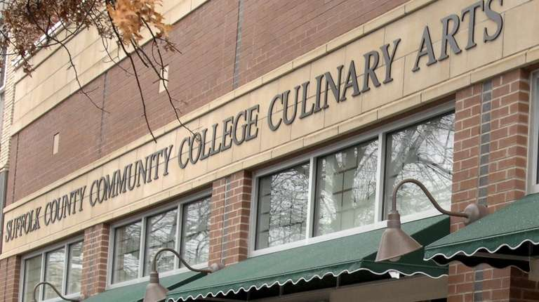 Suffolk County Community College Culinary Arts School in