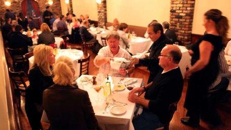 Bel Posto restaurant in Huntington. (October 2, 2010)