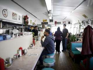 The Mineola Diner stays busy with a mix