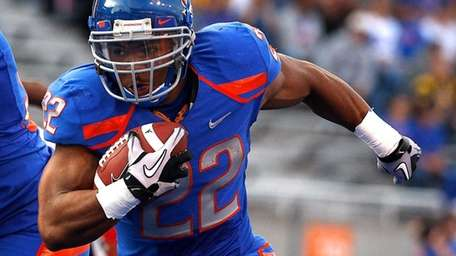 Doug Martin and Boise State are expected to
