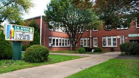 Edward Bower Elementary School in Lindenhurst. (Oct. 7,