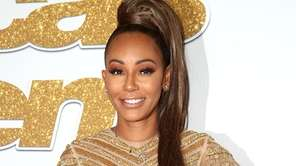 "Mel B attends the ""America's Got Talent"" season"