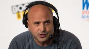 Craig Carton co-hosted a morning show on sports