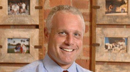 Michael Leiderman, of Merrick, founded the Storm Baseball