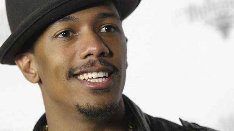 Actor Nick Cannon arrives at his 30th birthday