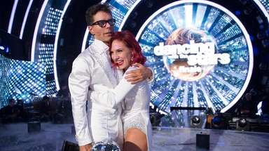 """Dancing With the Stars"" champions Bobby Bones and"
