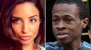 Strangling victim Karina Vetrano, left, and Chanel Lewis,
